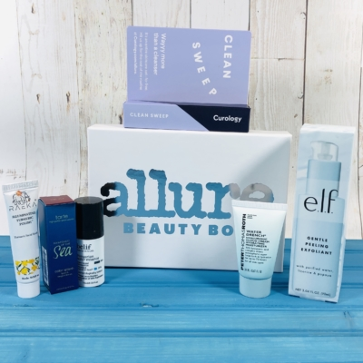 Allure Beauty Box November 2019 Subscription Box Review & Coupon