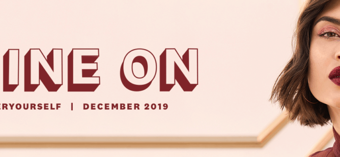 Ipsy December 2019 Glam Bag Plus Full Spoilers + Reveals Available Now!