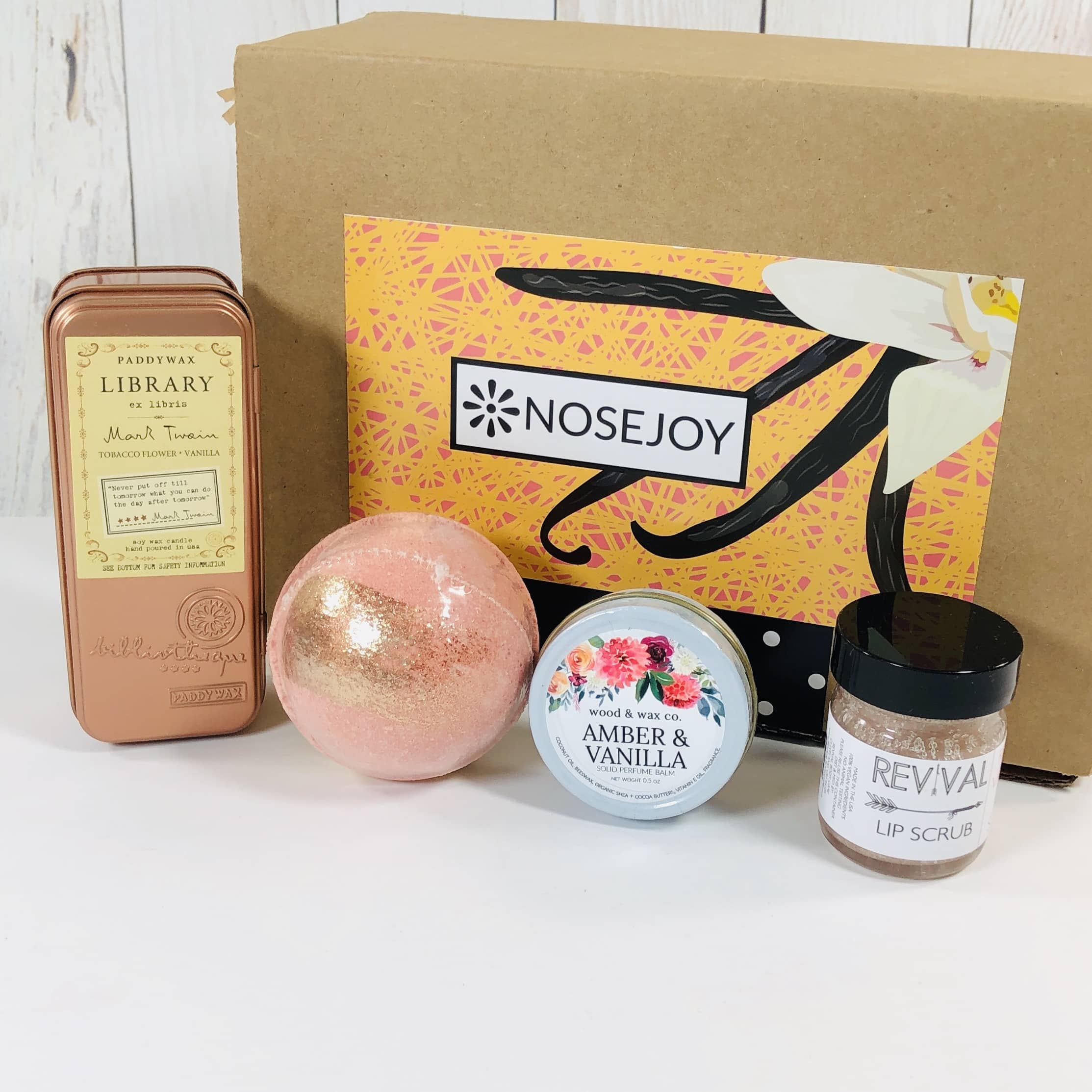 NOSEJOY November 2019 Subscription Box Review + Coupon!