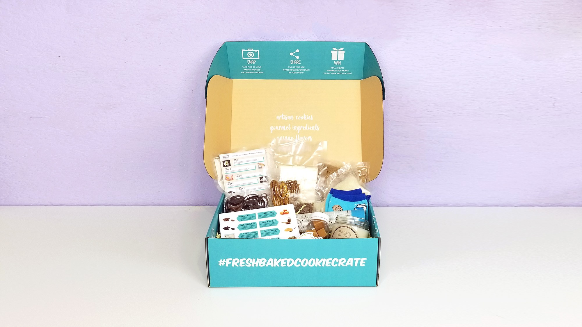 Fresh Baked Cookie Crate Cyber Monday Coupon – Save 30% On Entire Subscription!