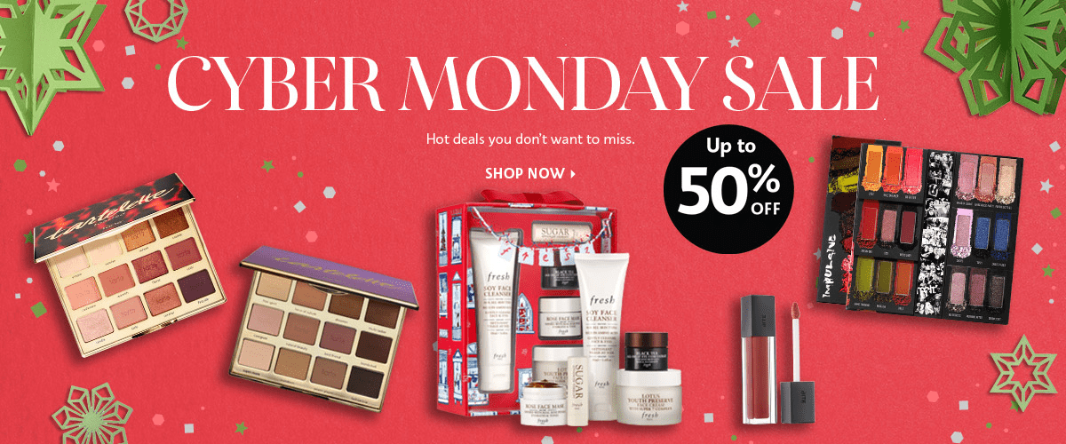 Sephora Cyber Monday 2019 Sale Live Now!