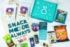 SnackSack November 2019 Subscription Box Review & Coupon – Classic