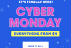 Fabkids Cyber Monday Deal: All items start at $4 + New Member Deal!