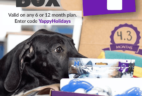PupBox Cyber Week Deal: Get your first PupBox for $1!