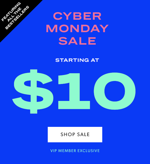 JustFab Cyber Monday Sale: 50% Off + New Members First Style $10!