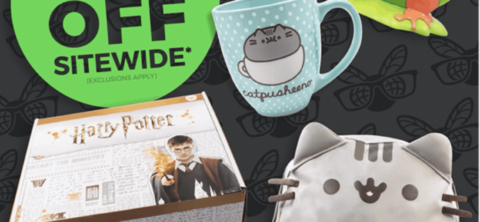 Culturefly Cyber Monday Sale: Save 25% Off Sitewide & Get Limited Edition Boxes As Low as $15!