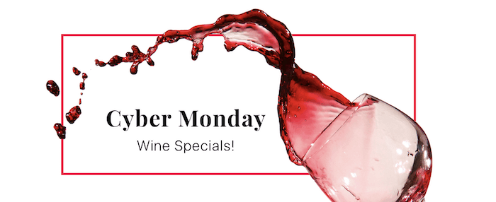 Gold Medal Wine Cyber Monday Sale: FREE Bonus Wine & More!