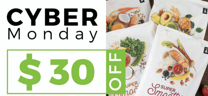 SmoothieBox Cyber Monday 2019 Deal: Get $30 Off + FREE Tumbler!
