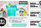 Kira Kira Crate Cyber Monday Sale: Up to $50 Off OR 50% Off First Box!
