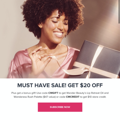 Popsugar Must Have Box Cyber Monday Deal – LAST CALL!