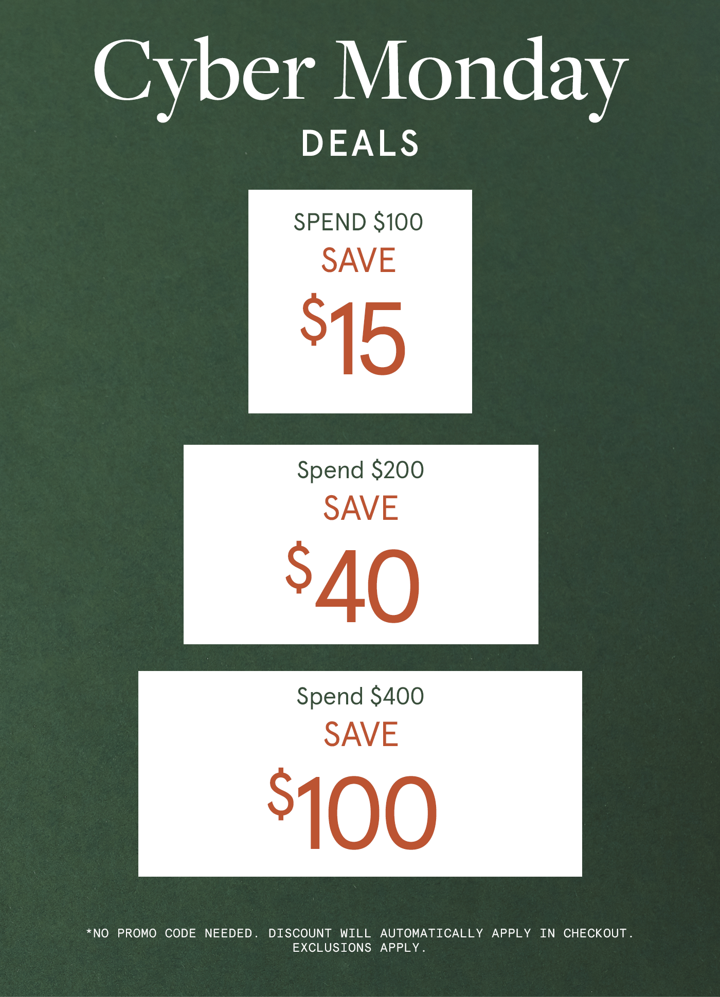 The Detox Market Cyber Monday Sale: Get Up To $100 Off!