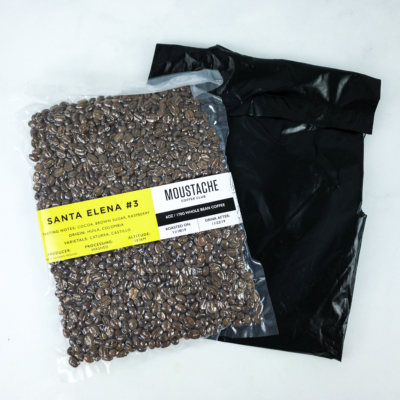 Moustache Coffee Club Subscription Review + Coupon – November 2019