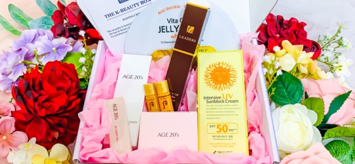 The K-Beauty Box December 2019 Spoilers + Coupon!