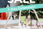Lovevery Cyber Monday Deal EXTENDED: Get $20 Off $100 Purchase!