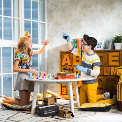 MEL Science Coupon: 25% Off First Chemistry Kit or Kids Box!