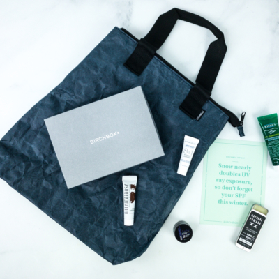 Birchbox Man December 2019 Subscription Box Review & Coupon