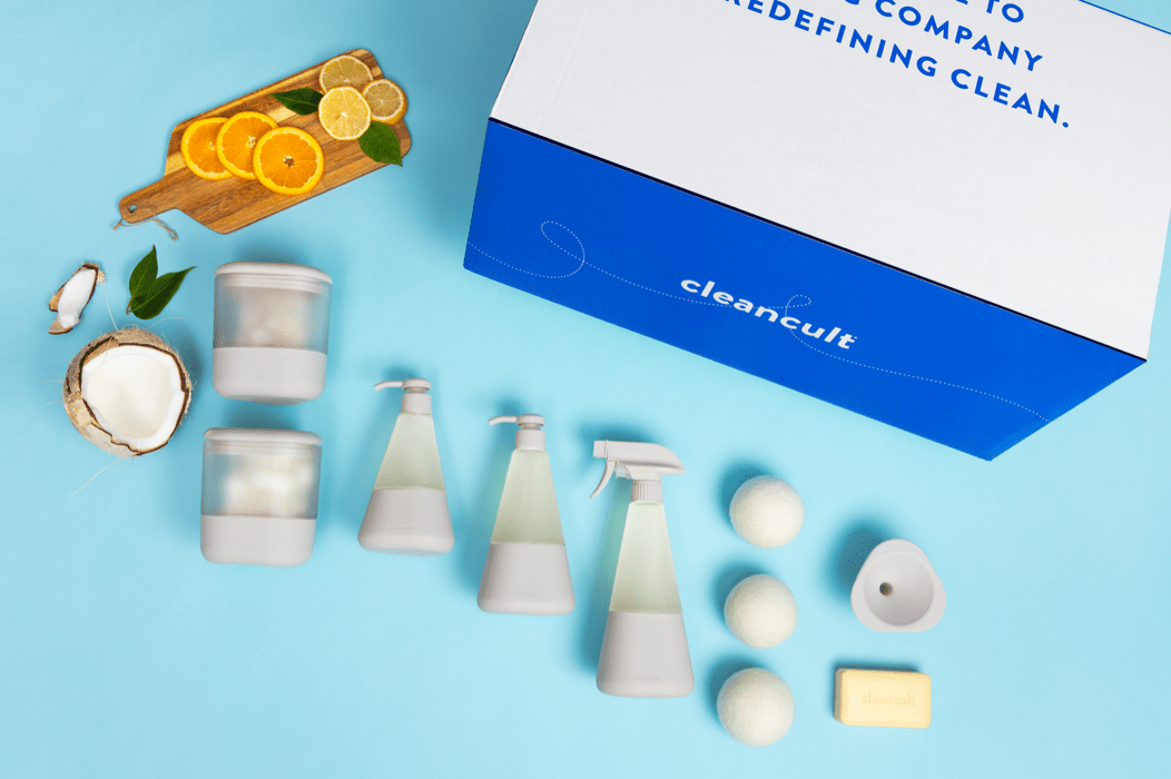 Cleancult Holiday Deal: Save 50% off a CleanCult Starter Kit – ENDS TONIGHT!