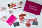 Loved+Blessed December 2019 Subscription Box Review + Coupon