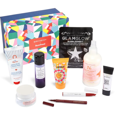 Birchbox Limited Edition Buzzfeed x Birchbox Splurge-Worthy Box Available Now + Coupons!
