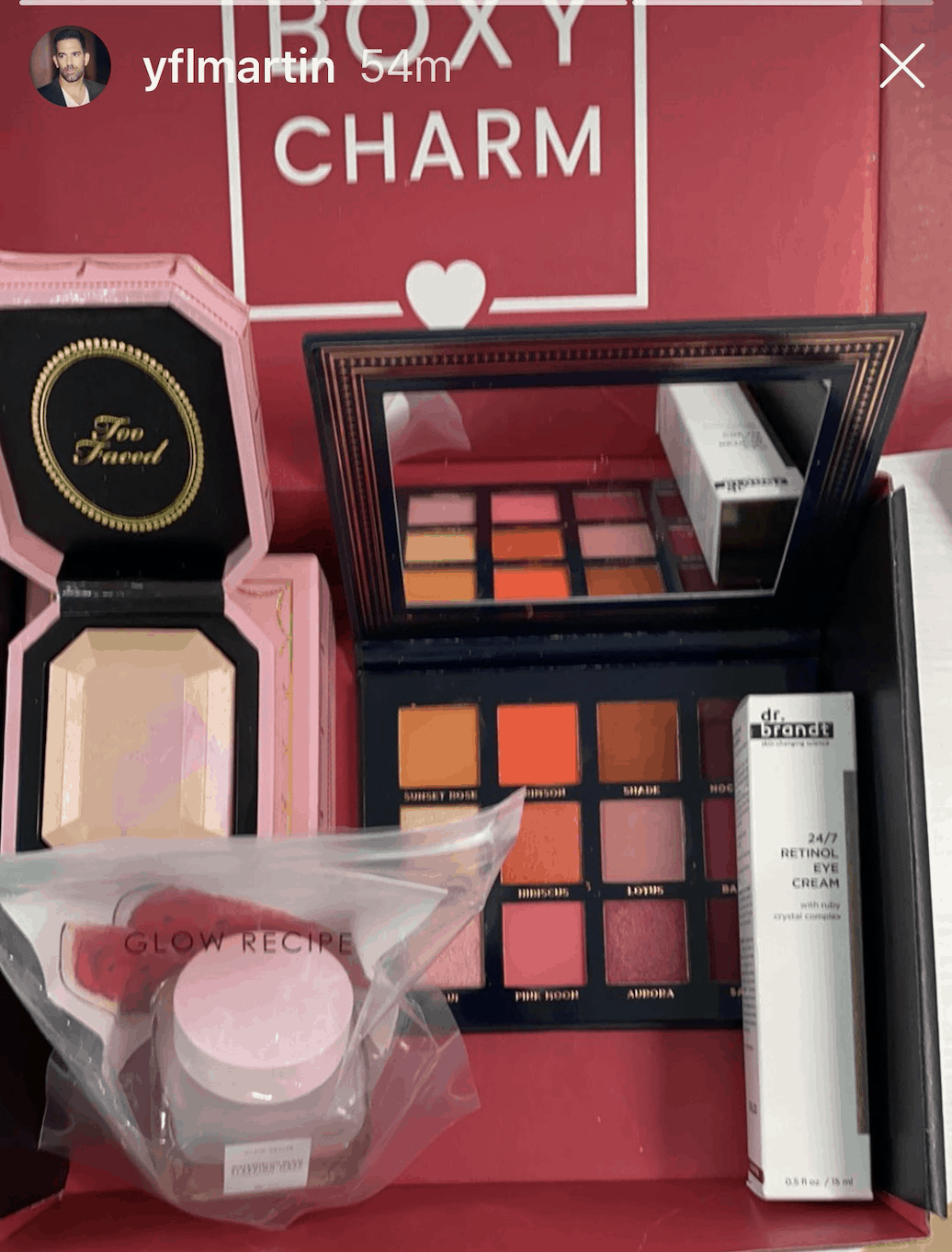 Boxycharm January 2020 Choice Add Ons Time Hello