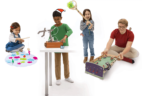 KiwiCo Holiday Sale: First Box Kids Arts & Science Subscription $4.95 + FREE Holiday Express Shipping!