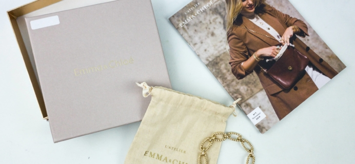 Emma & Chloe November 2019 Subscription Box Review + Coupon