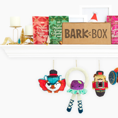 BarkBox Holiday Deal: FREE Santa Hat + Limited Edition Muttcracker Theme Guarantee!