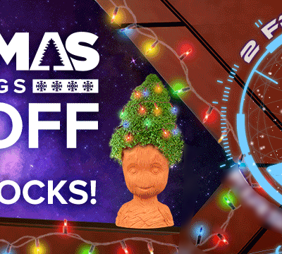Loot Crate Geekmas Sale: 15% Off Nearly ALL Crates + FREE Bonus Socks!