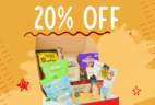 Love With Food Holiday Coupon: 20% Off!