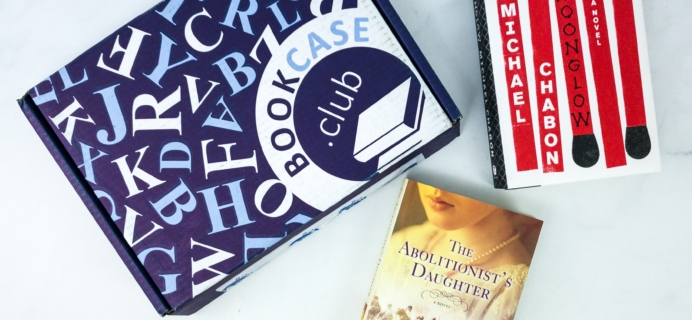 BookCase.Club December 2019 Subscription Box Review & 50% Off Coupon – Surprise-Me Fiction
