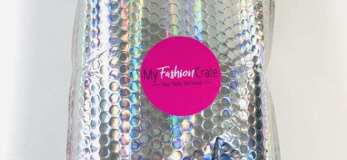 My Fashion Crate December 2019 Subscription Box Review