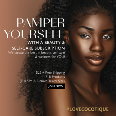 Cocotique January 2020 Spoiler #1 + Coupon!