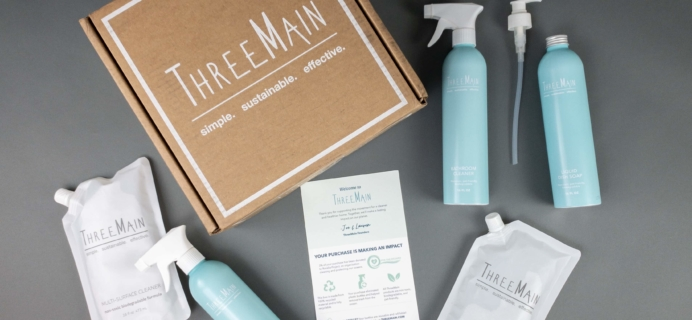 ThreeMain Coupon: Get 15% Off!
