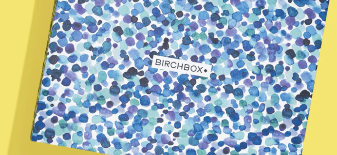 Birchbox January 2020 Spoilers & Coupon – Sample Choice and Curated Boxes