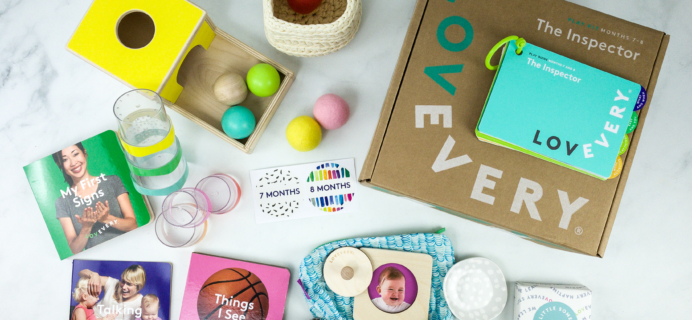 Baby Play Kits by Lovevery Subscription Box Review + Coupon – The INSPECTOR!