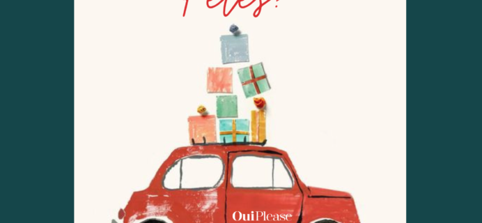 Oui Please Holiday Sale: Save 35% On All Subscriptions!