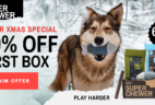 Super Chewer After Christmas Sale: Get 60% OFF + FREE Shipping For Life!