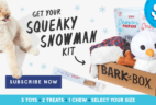 BarkBox New Year Sale: First Box $5!