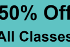 Bluprint Deal of the Decade: 50% Off All Classes!