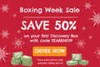 Green Kid Crafts Boxing Week Sale: Get 50% Off!