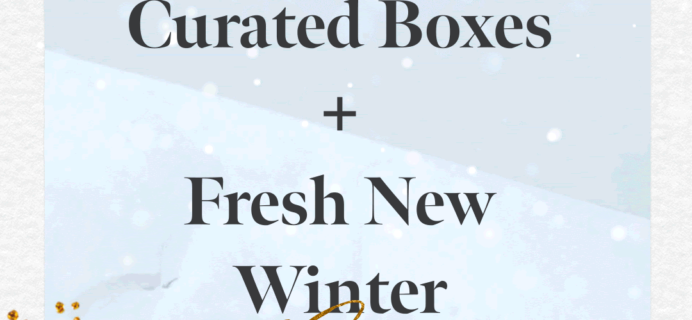 New Petit Vour Curated Beauty Boxes Available Now + Coupon!