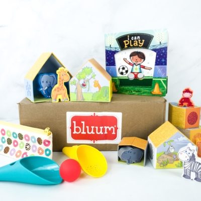 Bluum December 2019 Subscription Box Review + Coupon