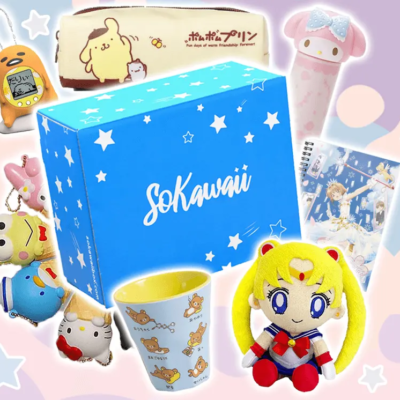 SoKawaii March 2020 Spoilers + Coupon!