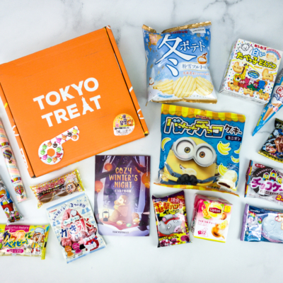 Tokyo Treat January 2020 Subscription Box Review + Coupon