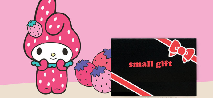 Sanrio Small Gift Crate Spring 2020 Theme Spoilers + Coupon!