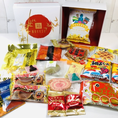 Bokksu January 2020 Subscription Box Review + Coupon
