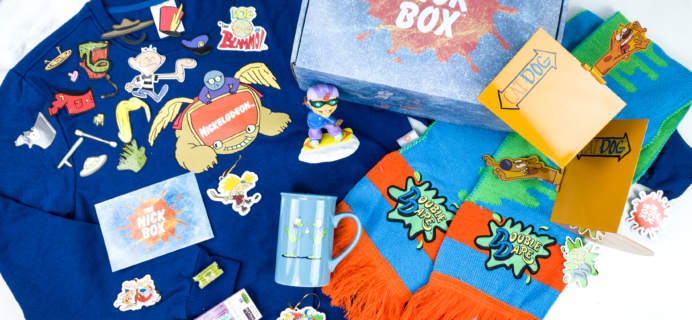 The Nick Box Winter 2019 Review