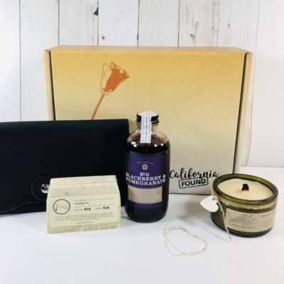 California Found December 2019 Subscription Box Review