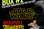 The BAM! Pop Culture Box January 2020 Franchise Spoilers!