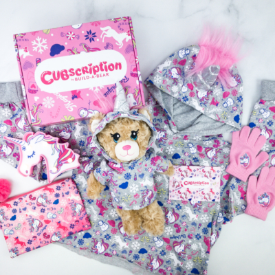 Cubscription Box December 2019 Subscription Box Review